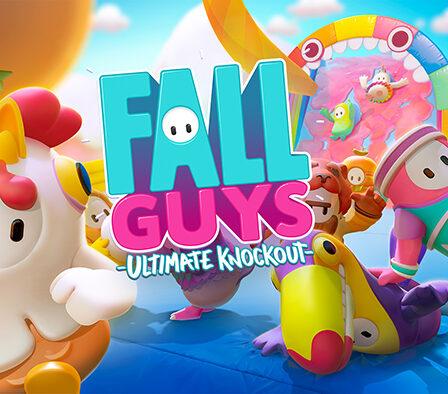 รีวิวเกมสุดปั่น Fall Guys : Ultimate Knockout