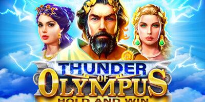 เกมเทพเจ้ากรีกมาใหม่ Thunder Of Olympus