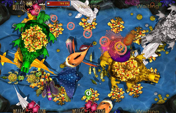 4. เกม Fish Hunter YAO QIAN SHU