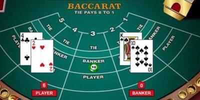 4 สูตรเอาชนะบาคาร่า ฉบับเซียน